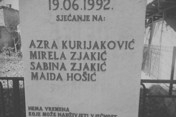 Azra, Mirela, Sabina, Maida, Milosava...